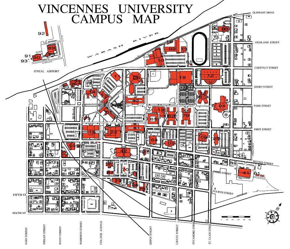 Vincennes University New Student Services Building